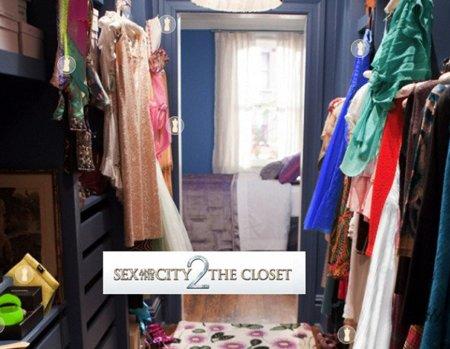 El armario de Sexo en Nueva York 2 se abre a la venta para tí