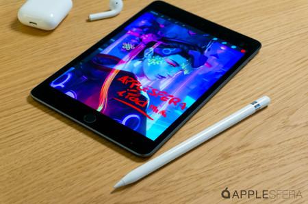 iPad mini (2019) Wi-Fi de 64 GB, en color negro y de importación, por 348,67 euros en eBay