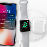 AirPower, la base de carga de Apple que permitirá cargar varios dispositivos de forma inalámbrica