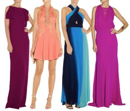 net a porter vestidos oferta
