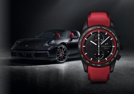 Porsche Design revoluciona la industria del reloj con la personalización de sus cronógrafos