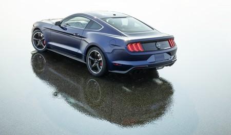 Ford Rifa Mustang Bullitt Kona Blue 3