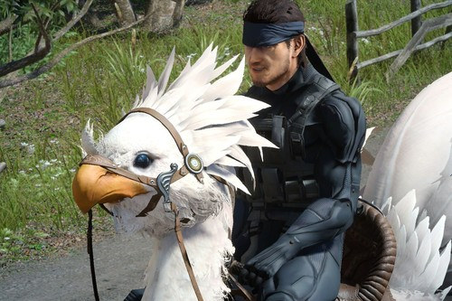 Los 11 mejores mods de Final Fantasy XV: Windows Edition