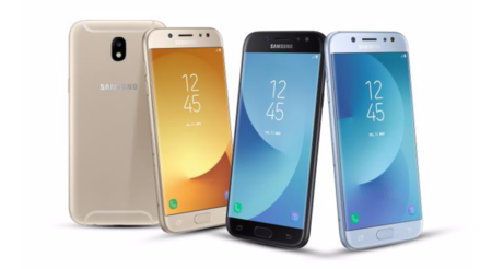 Samsung Galaxy J3 (2017), Galaxy J5 (2017) y Galaxy J7 (2017), renovada apuesta por los más vendidos