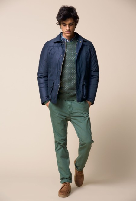 United Colors Of Benetton Autumn 2015 Lookbook 1 9