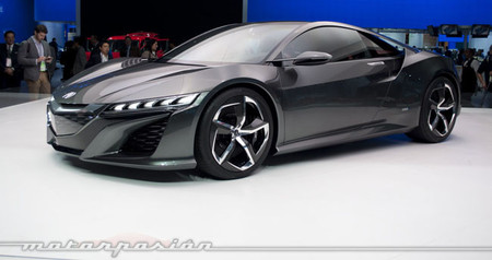 Buena acogida para el Honda NSX en Reino Unido
