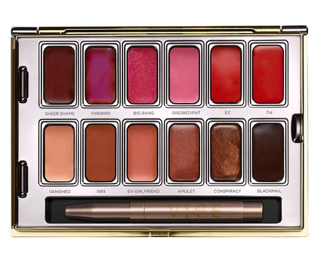 Blackmail Vice Lipstick Palette Urban Decay 2