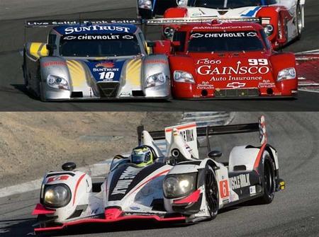 ALMS y Grand-Am Series se fusionarán a partir de 2014