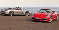 Nuevos Porsche 911 Carrera Cabriolet y Carrera S Cabriolet (en vídeo)