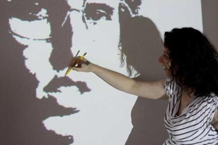 Pon un grafiti en las paredes de tu casa pinta un mural for Como pintar un mural en una pared
