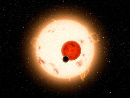 La NASA localiza el planeta Tatooine