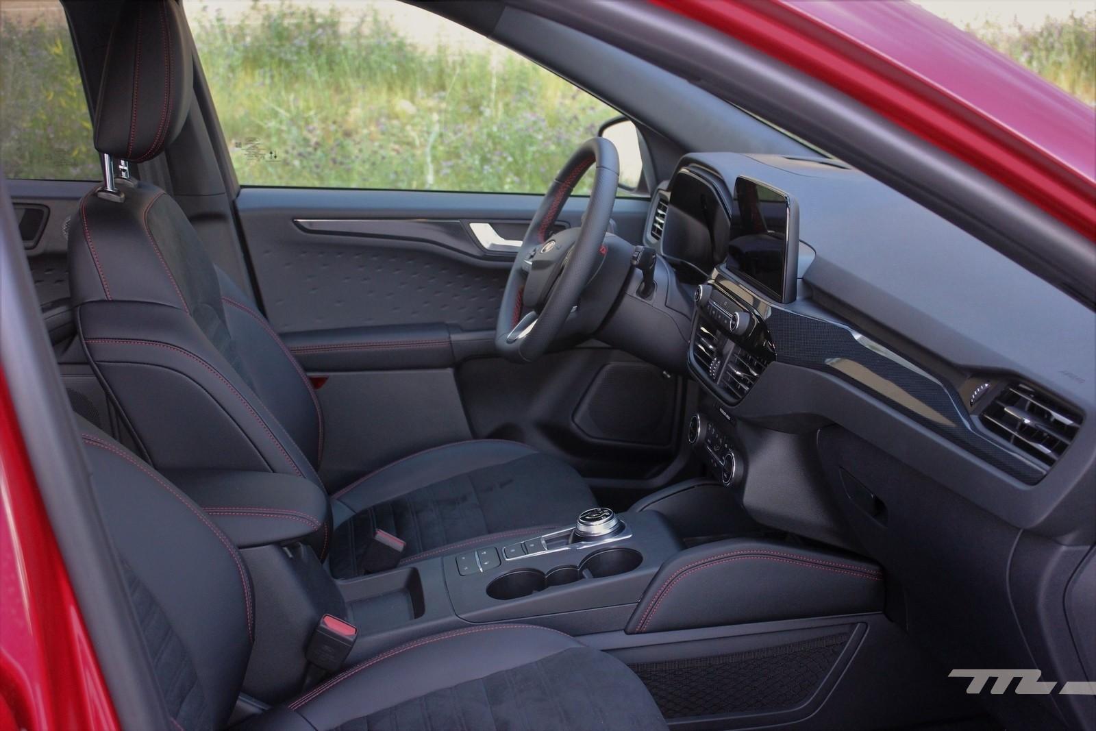 Foto de Ford Kuga 2020 - prueba (41/55)