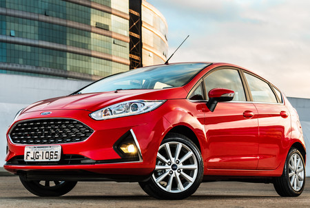 Ford Fiesta Facelift 5