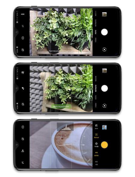 Oneplus 6t App Camara