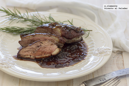 Receta de magret de pato con vinagre balsámico y miel, un plato exquisito para caprichos ocasionales