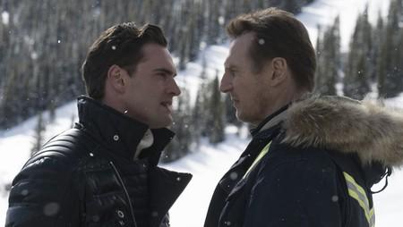 Tráiler de 'Cold Pursuit': Liam Neeson es un conductor de quitanieves que quiere vengar la muerte de su hijo
