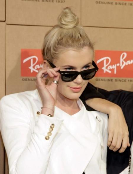 ¿Cómo es la hija de Kim Basinger, Ireland Baldwin? ¿y su estilo?