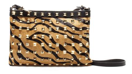 Bolso Leopardo Zara