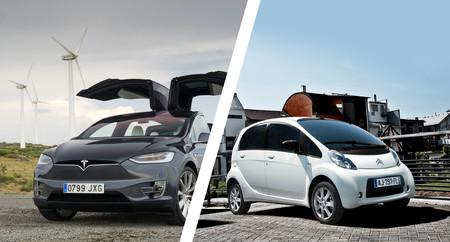 Todos los coches eléctricos que se venden en España y su autonomía: de los más caros a los más baratos