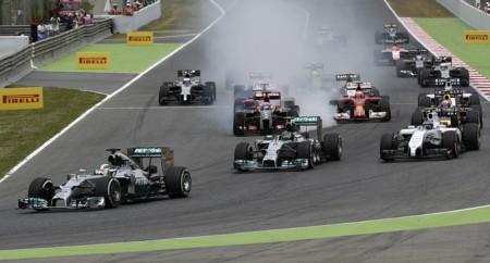 Los V6 se quedan hasta 2020 en la F1 y además serán más baratos