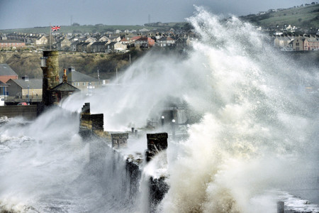 Paul Kingston Storms Cumbria