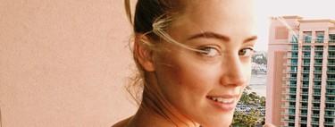 Crossfit, yoga y artes marciales: la receta de la actriz Amber Heard para convertirse en una heroína de película