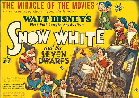 Disney: 'Blancanieves y los siete enanitos', de David Hand
