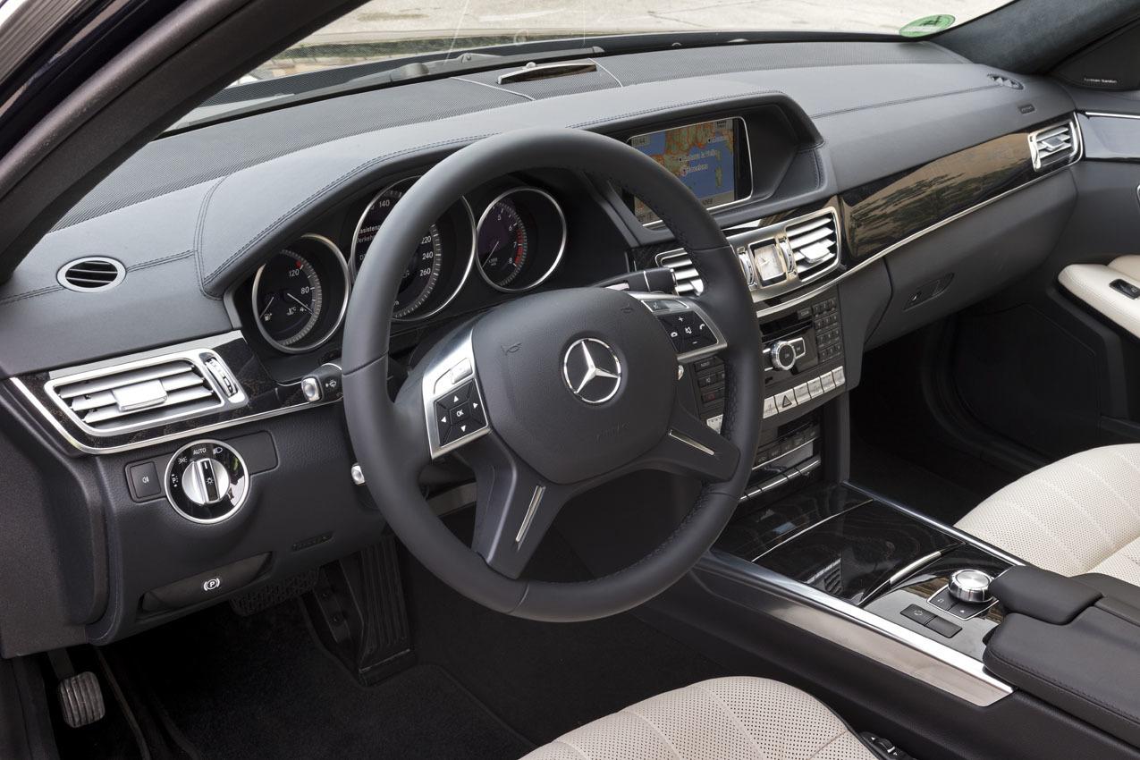 Foto de Mercedes-Benz Clase E 2013 (presentación) (48/48)