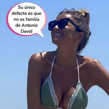 ¡Pillados de revolcón por las playas de Huelva! Así es Rubén, el nuevo novio de Marta López: policía (de los que usan porra), treintañero y padrazo