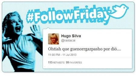 #FollowFriday de Poprosa: a darle al veraneo, ¡que estamos de vacaciones!