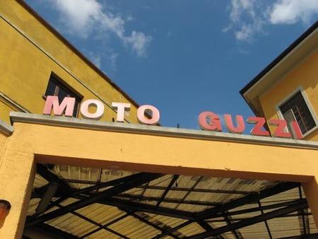 Piaggio destina 12 millones de euros a Moto Guzzi