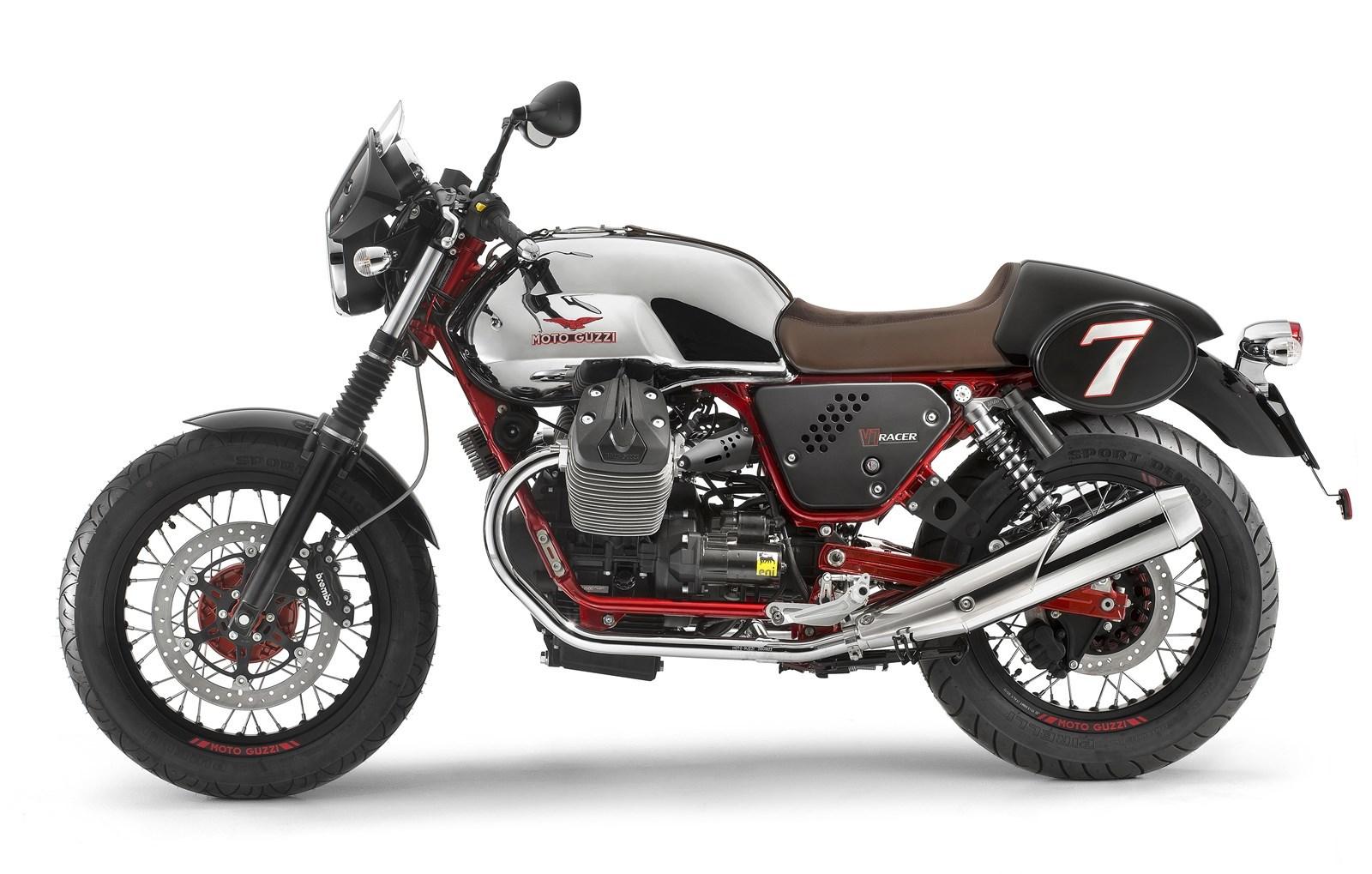 Moto Guzzi V7 Racer