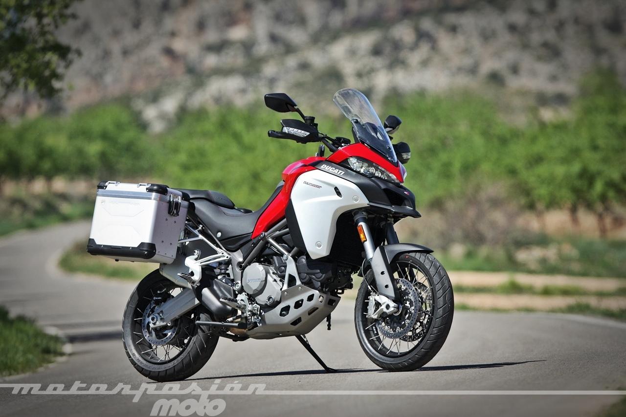 Foto de Ducati Multistrada 1200 Enduro (28/36)