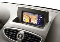 Carminat TomTom integrado en el Renault Clio