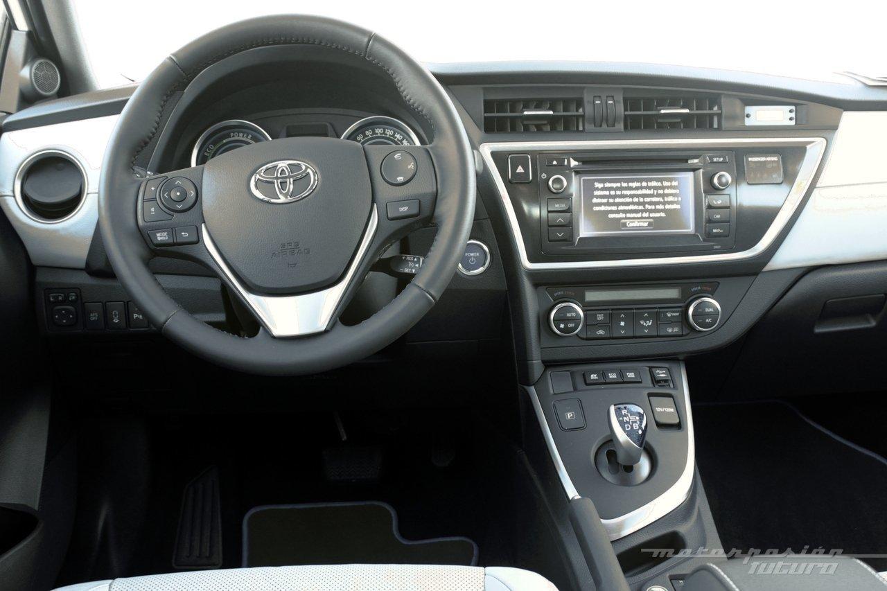 Foto de Toyota Auris Hybrid 2013 (5/21)