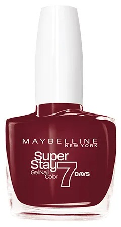 Superstay 7 Days Forever Strong de Maybelline