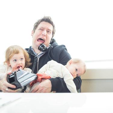 Los padres españoles e italianos son los más estresados de Europa; los menos, los noruegos