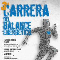 III Carrera del Balance Energético