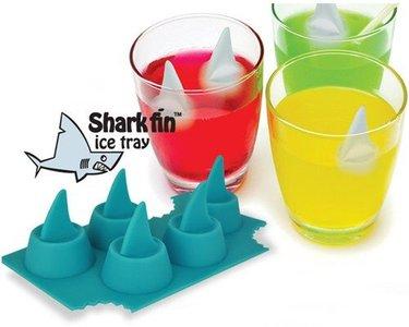 Tiburones helados en tu vaso
