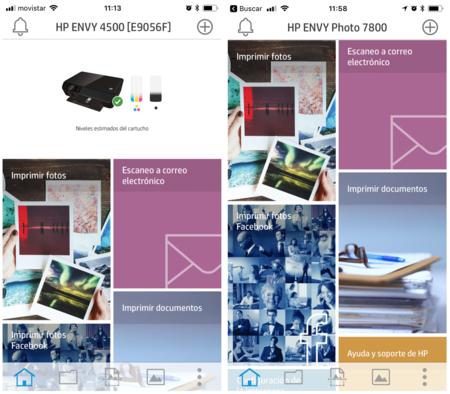 Hp Envy Photo 7380 App1