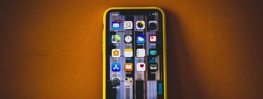 Una supuesta nueva imagen de iOS 14 muestra un iPhone con notch más pequeño y widgets en la pantalla de inicio