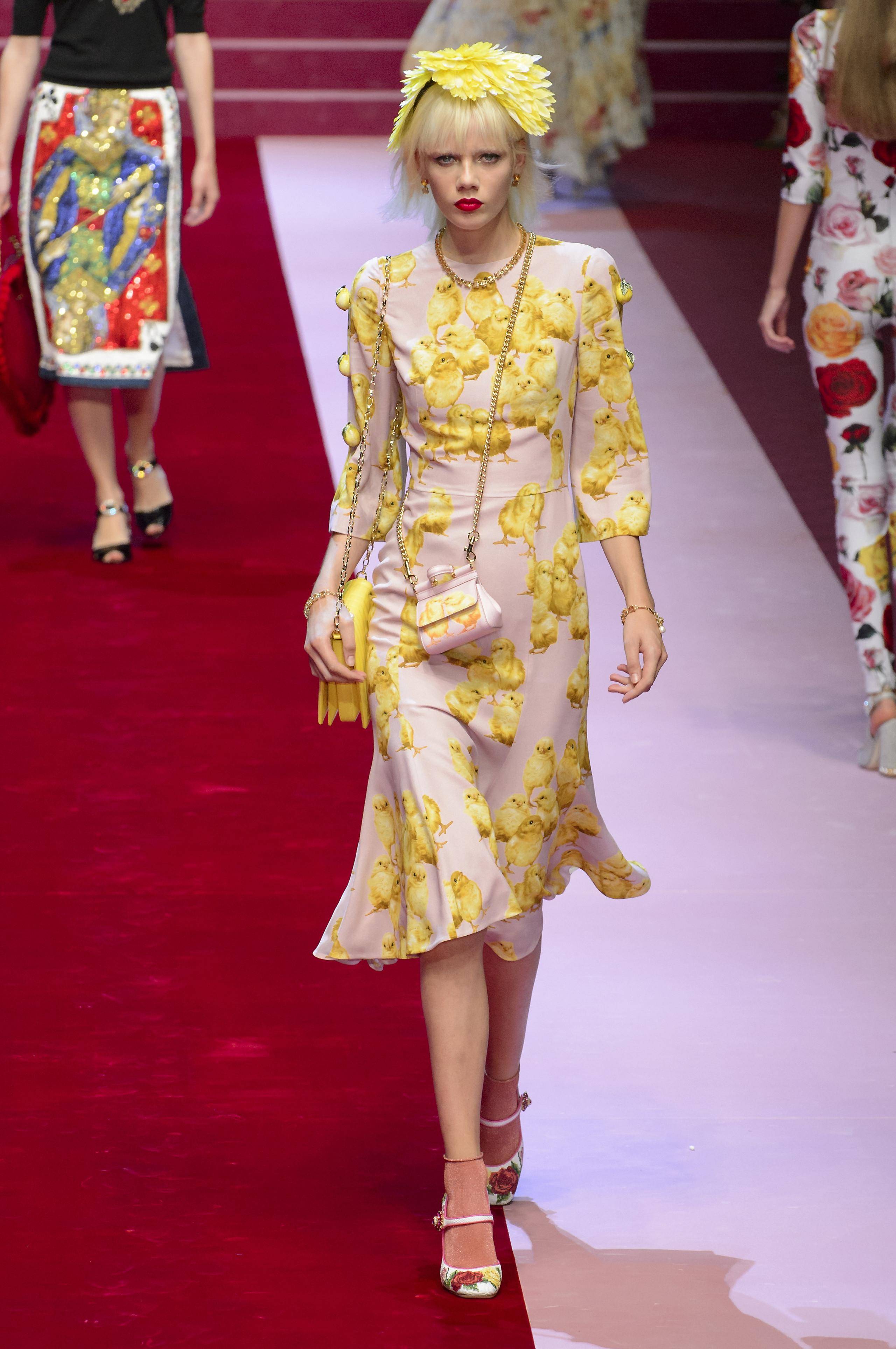 Foto de Dolce&Gabbana Primavera/Verano 2018 (88/106)