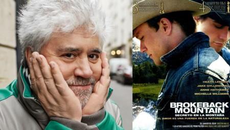 Pedro Almodóvar habría incluido más sexo en 'Brokeback Mountain'