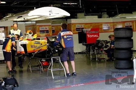 Alonso y el BGP 001, grandes atracciones en el Circuit de Catalunya