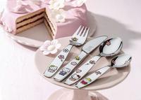La cubertería de Zwilling de Hello Kitty, un regalo decorativo perfecto para los peques