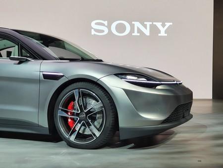 Vision-S, el impresionante auto eléctrico de Sony, siempre sí saldrá a la calles públicas para ponerlo a prueba