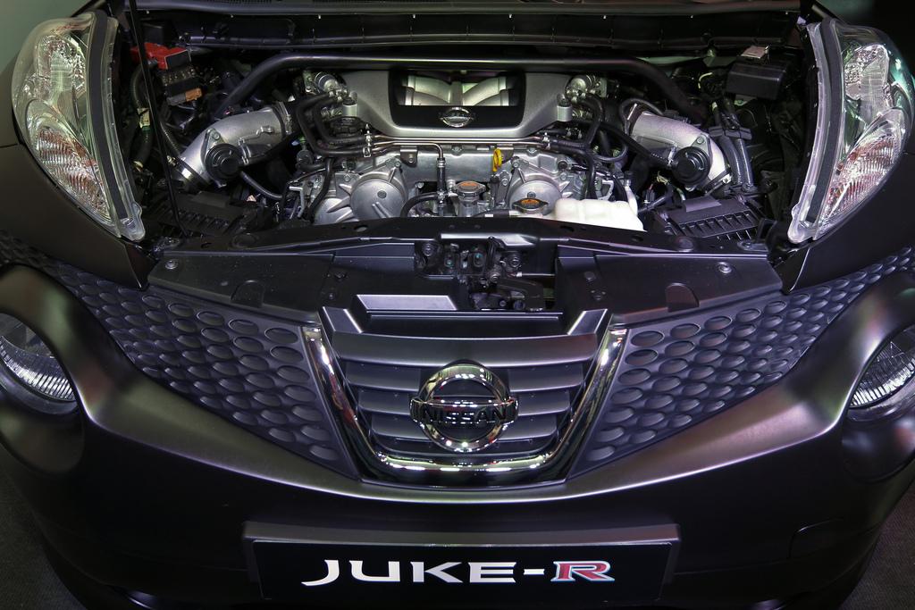 Foto de Nissan Juke-R (6/12)