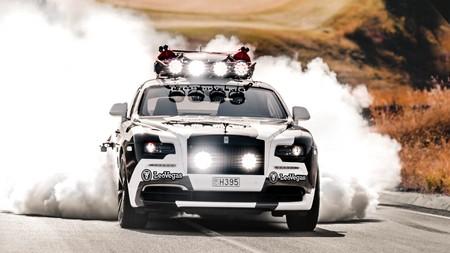 La última bestia de Jon Olsson es... ¡un Rolls-Royce Wraith de 810 CV!