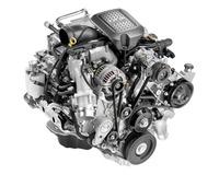 Próximo motor V8 diesel de GM para 2009