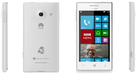 Huawei 4Afrika, un Windows Phone 8 con destino África